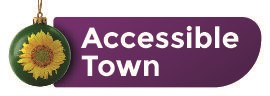 Accessible Town Logo